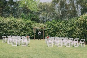Burnham Grove Wedding